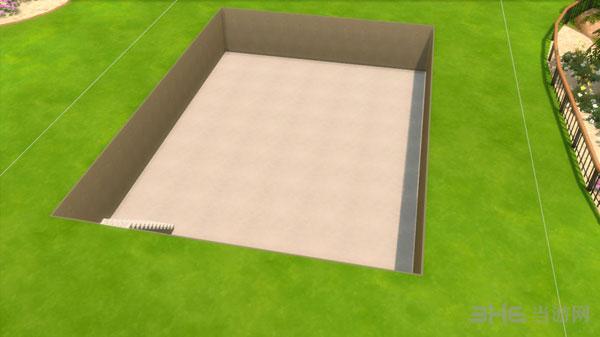 模拟人生4地下庭院建造方法7