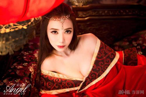 台湾性感女车手安小荞私房照2