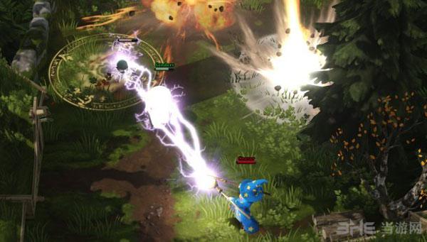 魔能巫师战争游戏截图1
