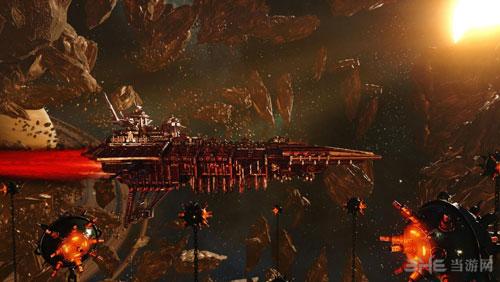 哥特舰队:阿玛达截图1