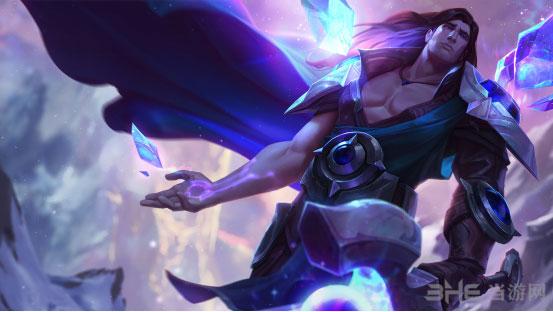 LOL英雄联盟新版宝石骑士1