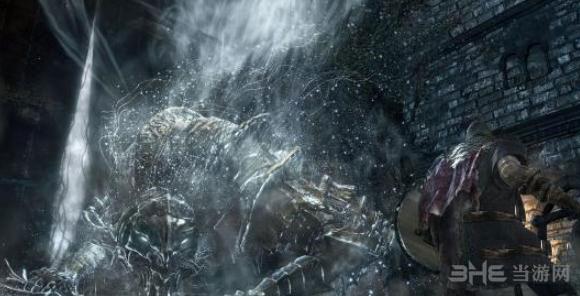 黑暗之魂3如何用魔法师无伤害过冷冽谷鳄鱼BOSS攻略1