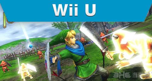 塞尔达传说WiiU3