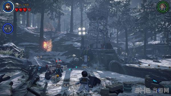 乐高复仇者联盟游戏截图3