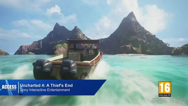 神秘海域4开箱2