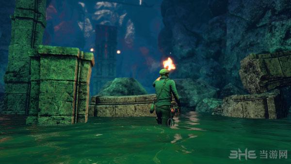 亚当冒险传奇起源游戏截图1
