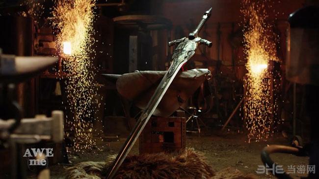 黑暗之魂阿托利亚斯大剑1