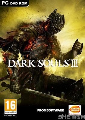 黑暗之魂3封面1