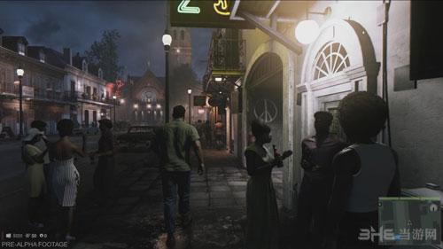 《四海兄弟3》实机游戏截图公布 回归乱世时期的美国