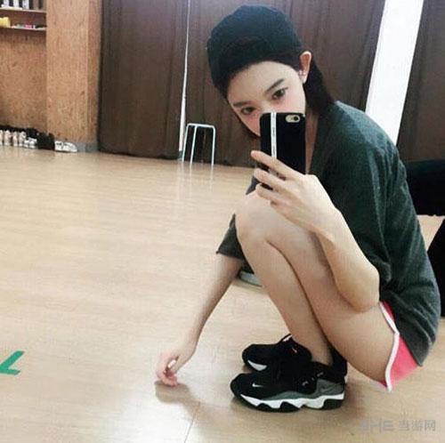 韩国女主播BJ阿英私房照2