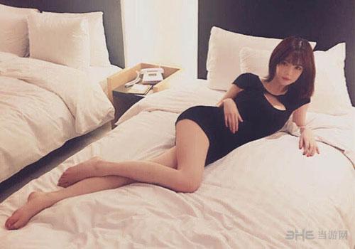 韩国女主播BJ阿英私房照1