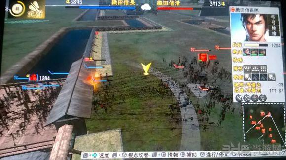 信长之野望战国立志传如何利用BUG攻城门方法介绍1