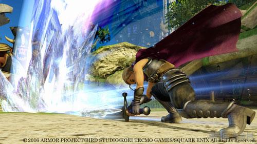 勇者斗恶龙:英雄2截图4