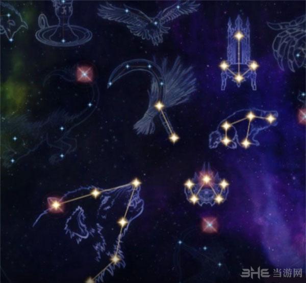 恐怖黎明召唤流星座加点图3