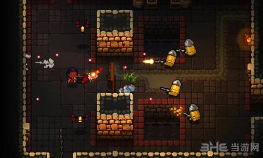 挺进地牢各游戏角色最佳选择解析1