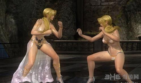 死或生5:最后一战海莲娜女神高跟鞋MOD截图0