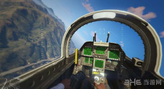 侠盗猎车手5添加式EA-18Gt和黑鹰飞机MOD截图1