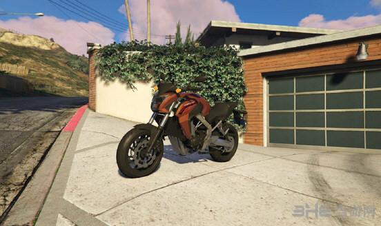 侠盗猎车手5本田CB650F摩托车MOD截图1