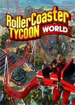 过山车大亨:世界(RollerCoaster Tycoon World)集成9号升级档测试中文版