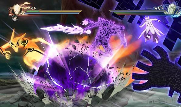 火影忍者:究极忍者风暴4 6号升级档+DLC+破解补丁截图0