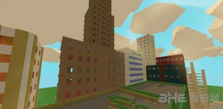 未转变者城市模型包截图1