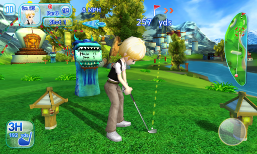 一起高尔夫3电脑版截图0
