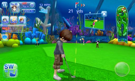 一起高尔夫3电脑版截图2