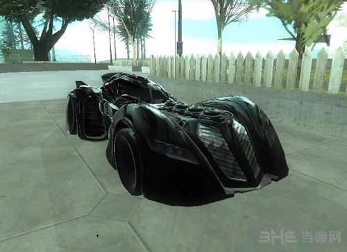 侠盗猎车手圣安地列斯蝙蝠车MOD截图0