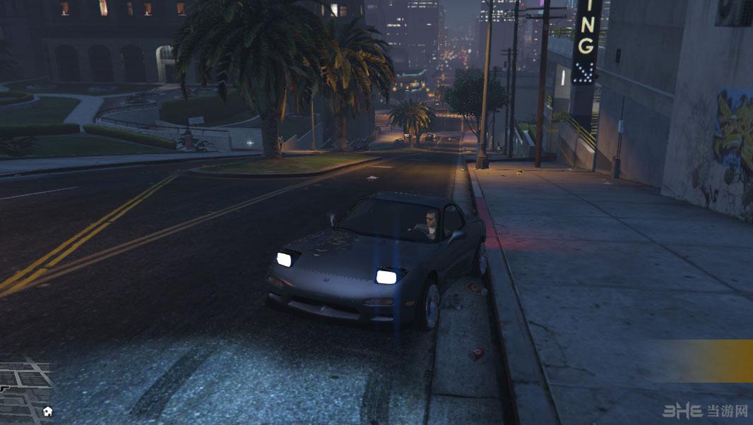侠盗猎车手5各种附加车辆自动弹出头灯MOD截图1