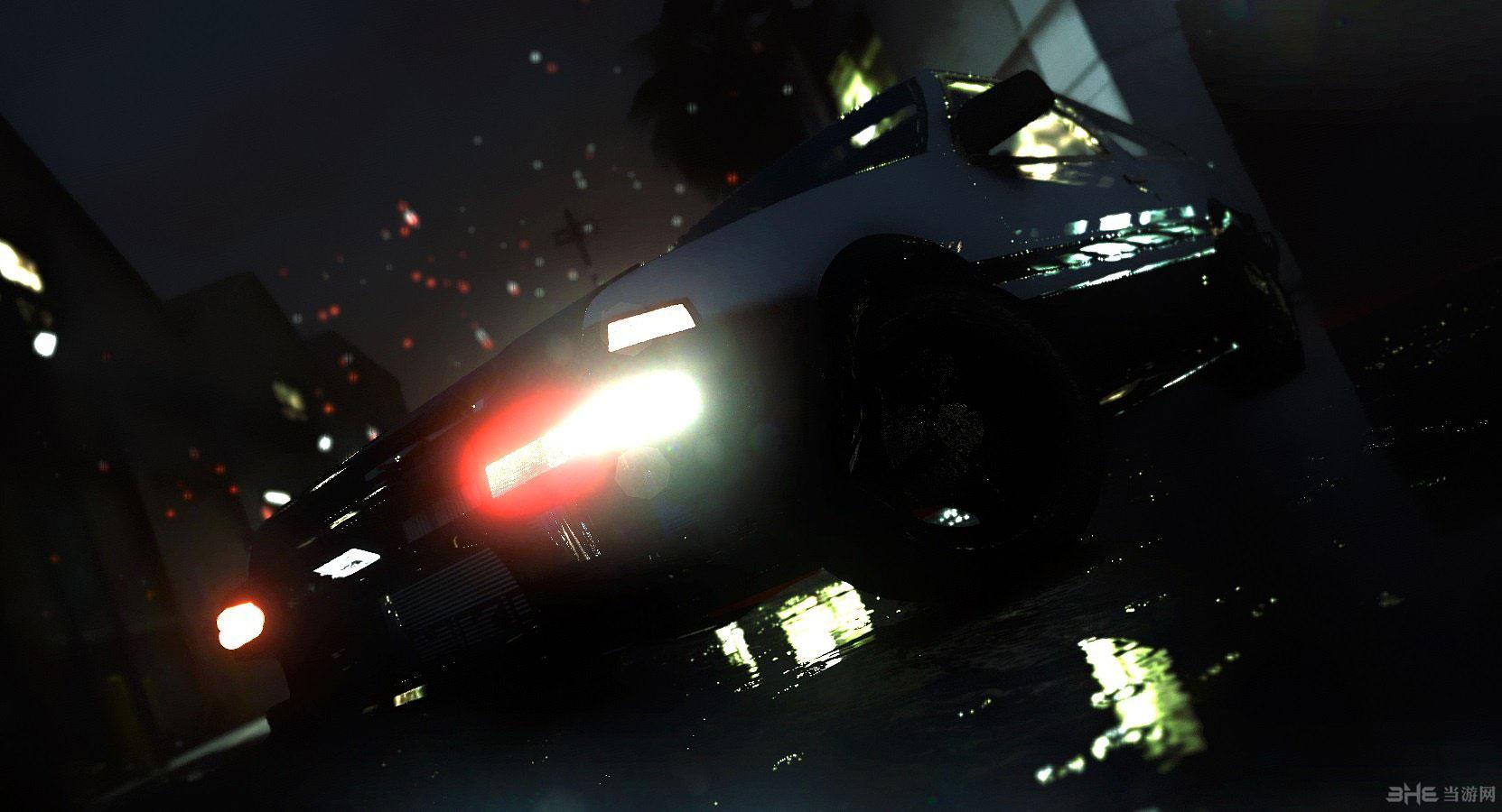 侠盗猎车手5丰田AE86凌特包MOD截图2