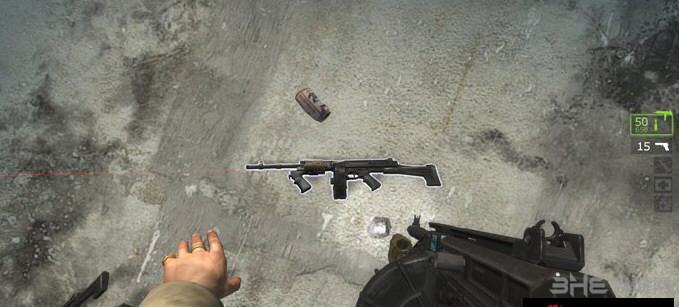 求生之路2使命召唤网络版汤姆逊冲锋枪MOD截图2