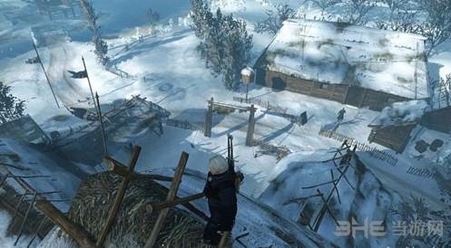 巫师3:狂猎冬日百果园控制台代码MOD截图0