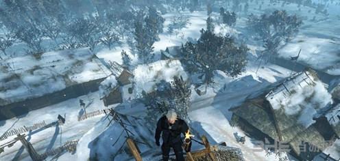巫师3:狂猎冬日百果园控制台代码MOD截图1