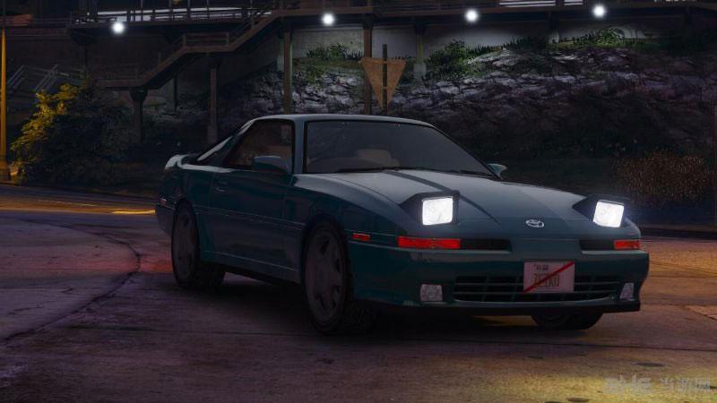 侠盗猎车手5丰田Supra涡轮增压1992年MK3 MOD截图0