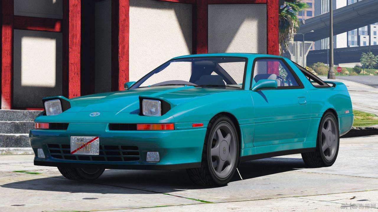 侠盗猎车手5丰田Supra涡轮增压1992年MK3 MOD截图1