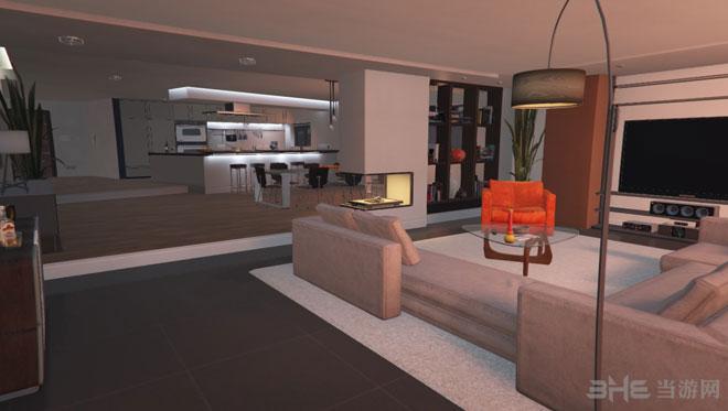 侠盗猎车手5单人模式公寓mod截图3