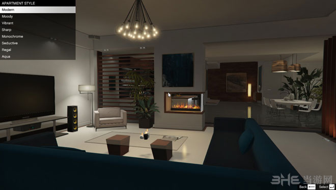 侠盗猎车手5单人模式公寓mod截图14