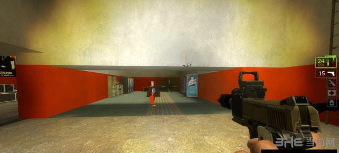 求生之路2 MK1911手枪MOD截图2
