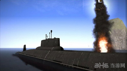 侠盗猎车手圣安地列斯核潜艇MOD截图0