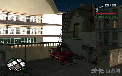 侠盗猎车手圣安地列斯消防车MOD截图1