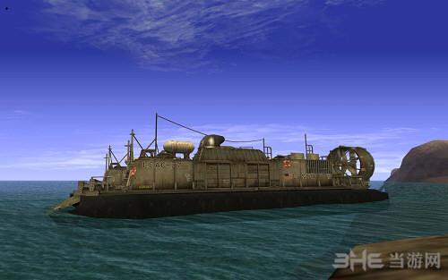 侠盗猎车手圣安地列斯气垫船MOD截图0