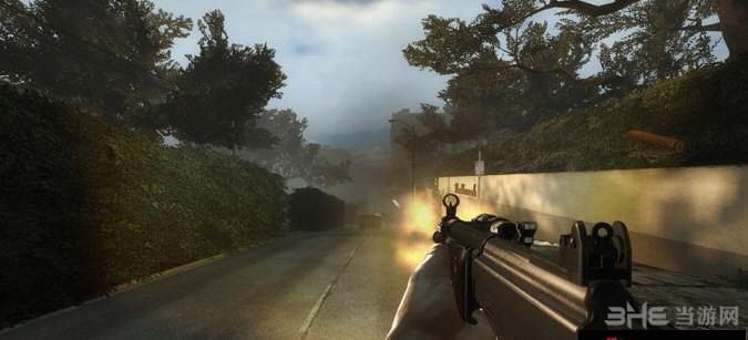 求生之路2叛乱加利尔SAR突击步枪MOD截图0