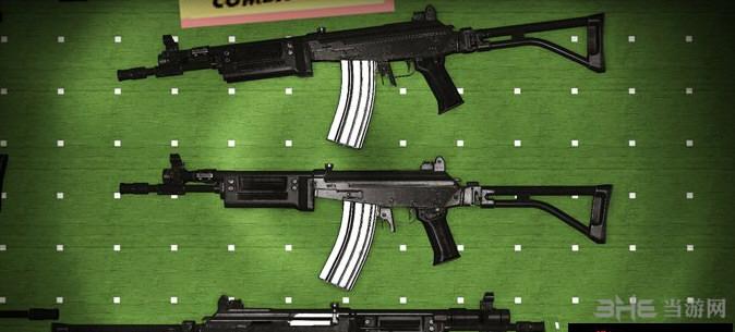 求生之路2叛乱加利尔SAR突击步枪MOD截图2