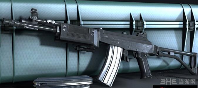 求生之路2叛乱加利尔SAR突击步枪MOD截图3