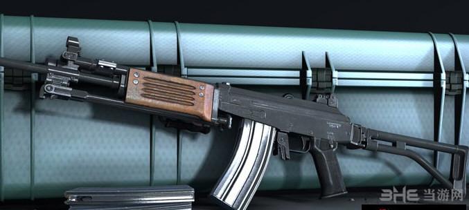 求生之路2叛乱加利尔ARM突击步枪MOD截图3