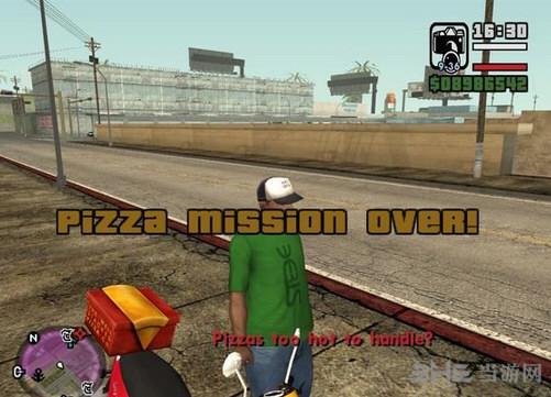 侠盗猎车手圣安地列斯送披萨MOD截图0