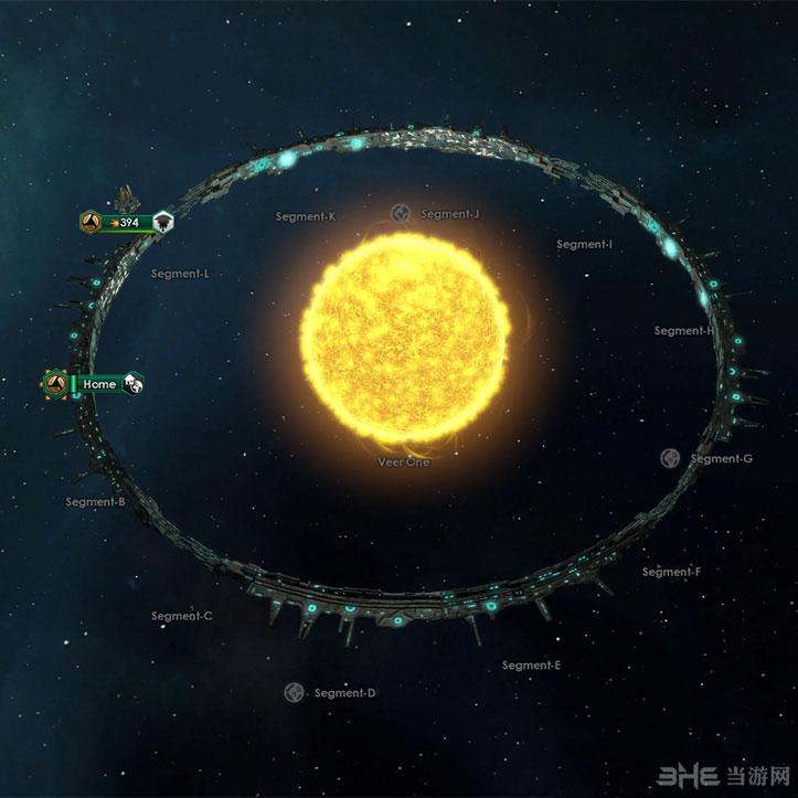 群星Ringworld自定义开局MOD截图1