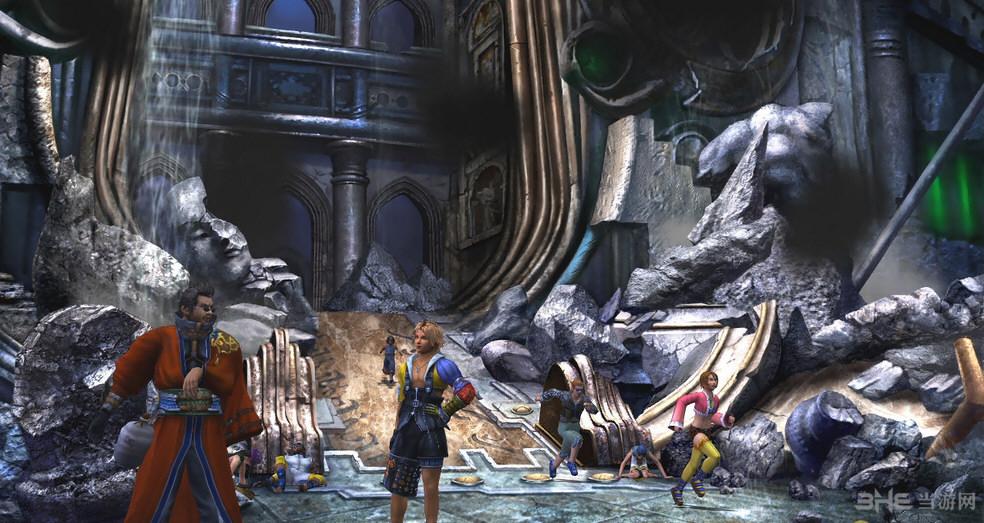 最终幻想10/10-2高清重制版最终BOSS存档截图0