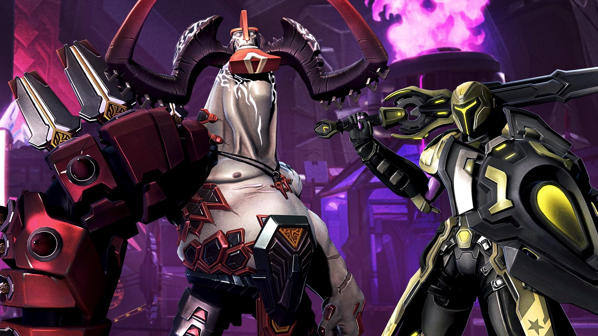 为战而生游戏截图欣赏 第一人称射击与RPG