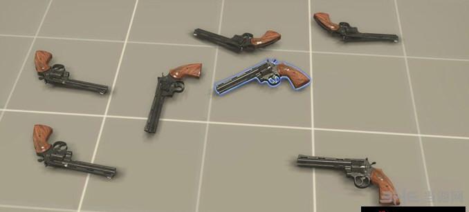 求生之路2新蟒蛇左轮手枪MOD截图3